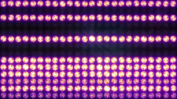 Wall of light, soft flashing of horizontal stripes, loop.