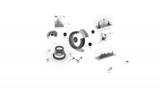 Elemente der Geschäftsinfografik