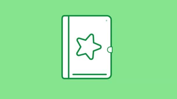 ikona řádku notebooku na alfa kanálu