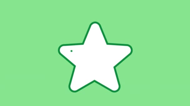 Ikona hvězdné čáry na alfa kanálu