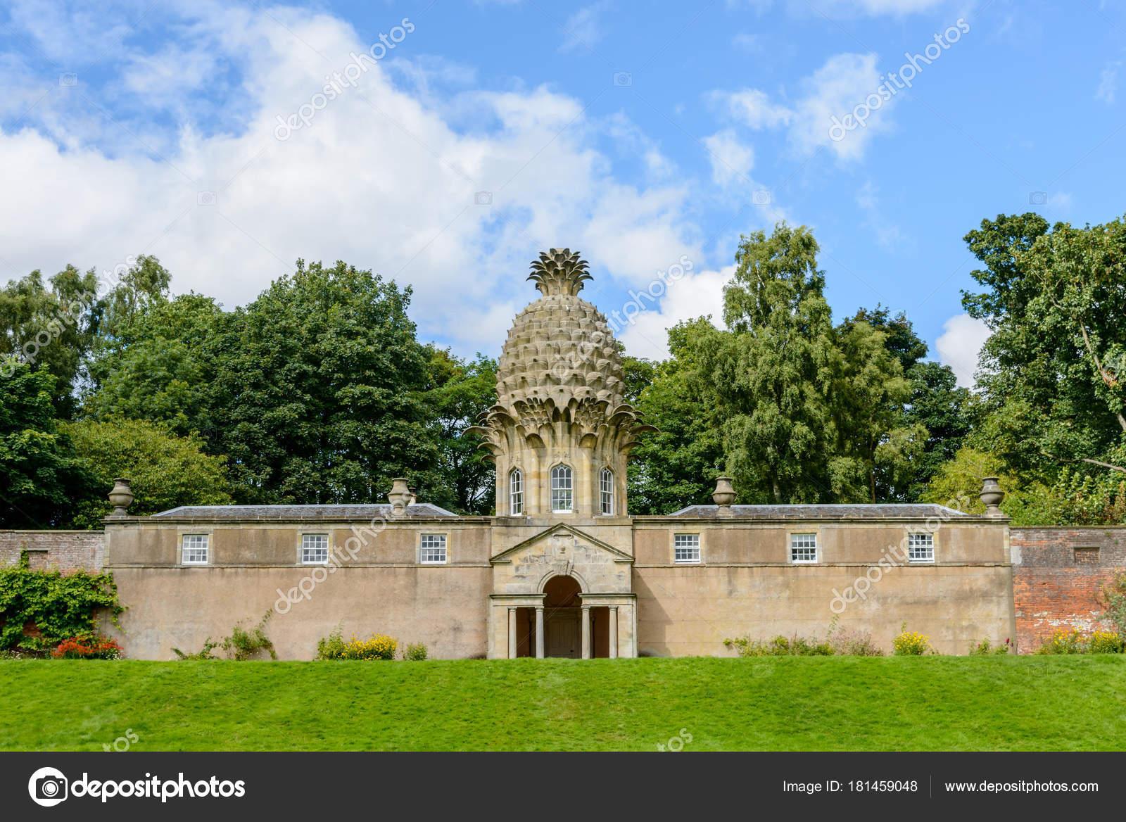 Park Als Tuin : Dunmore ananas gebouw dunmore park airth schotland ingebouwde