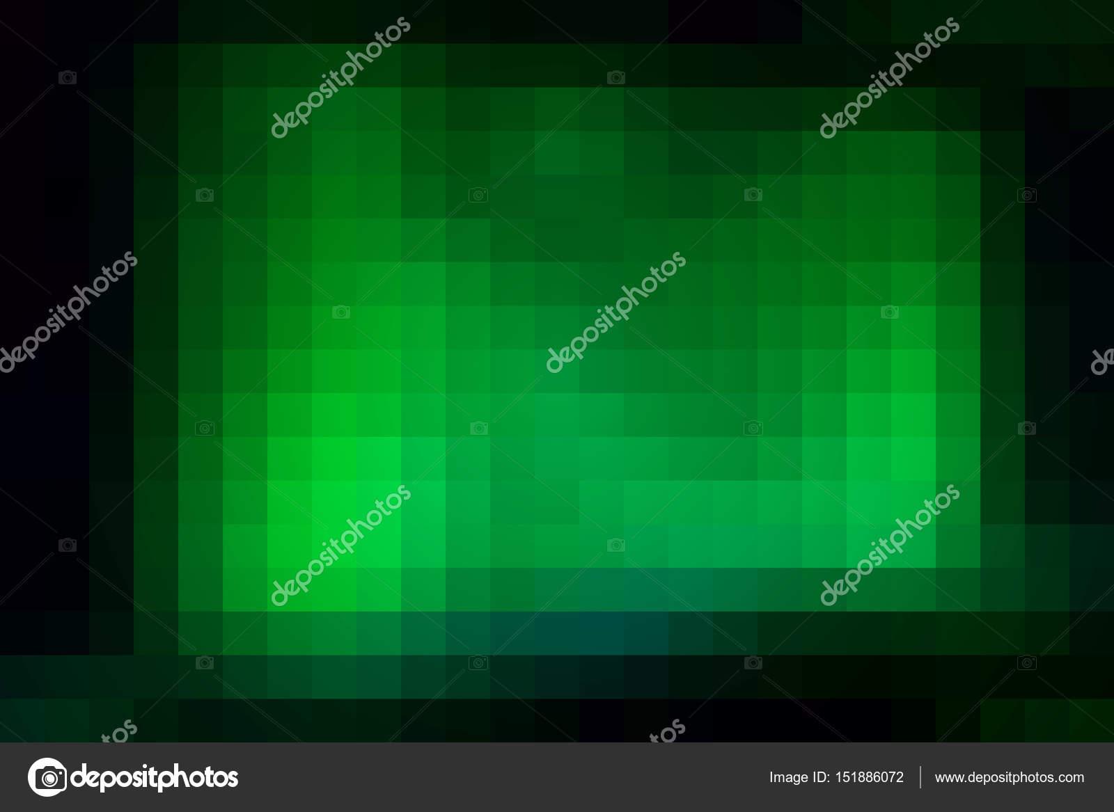 Groene Mozaiek Tegels : Gloeiende neon groene mozaïek vierkante tegels achtergrond