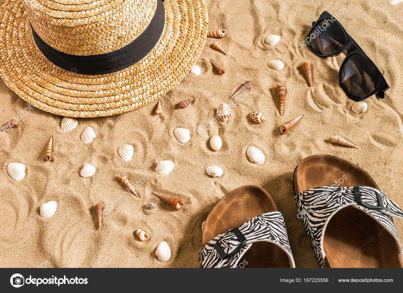 Costume Da Bagno Conchiglia : Costume bagno righe con stelle marine conchiglie sulla tavola