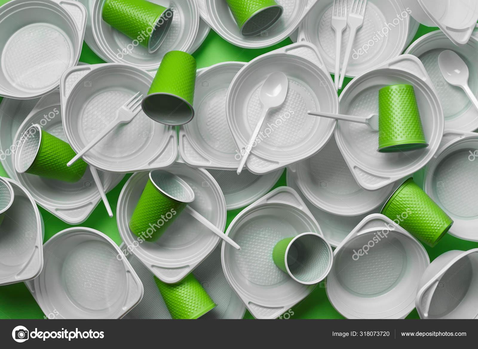 пластиковая одноразовая посуда спб