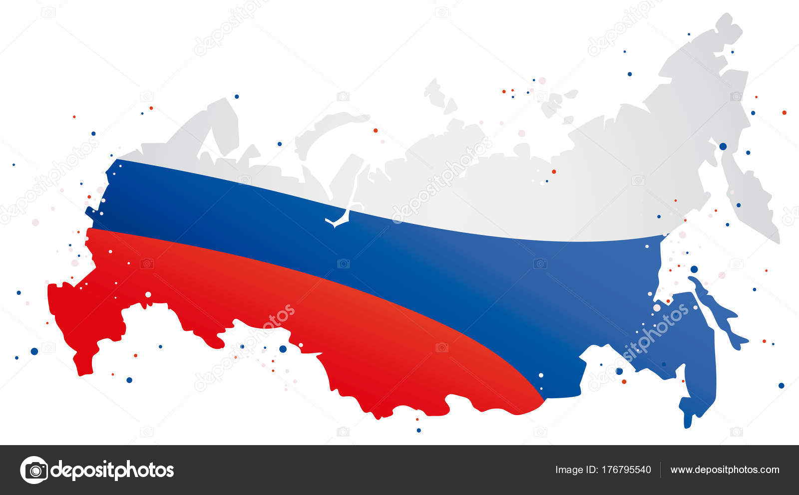 Flag Colors Russia Map White Background Colorful Dots ... on korea map, china map, poland map, australia map, united kingdom map, france map, iraq map, soviet union map, europe map, africa map, italy map, asia map, saudi arabia map, romania map, india map, baltic map, canada map, japan map, eurasia map, germany map,
