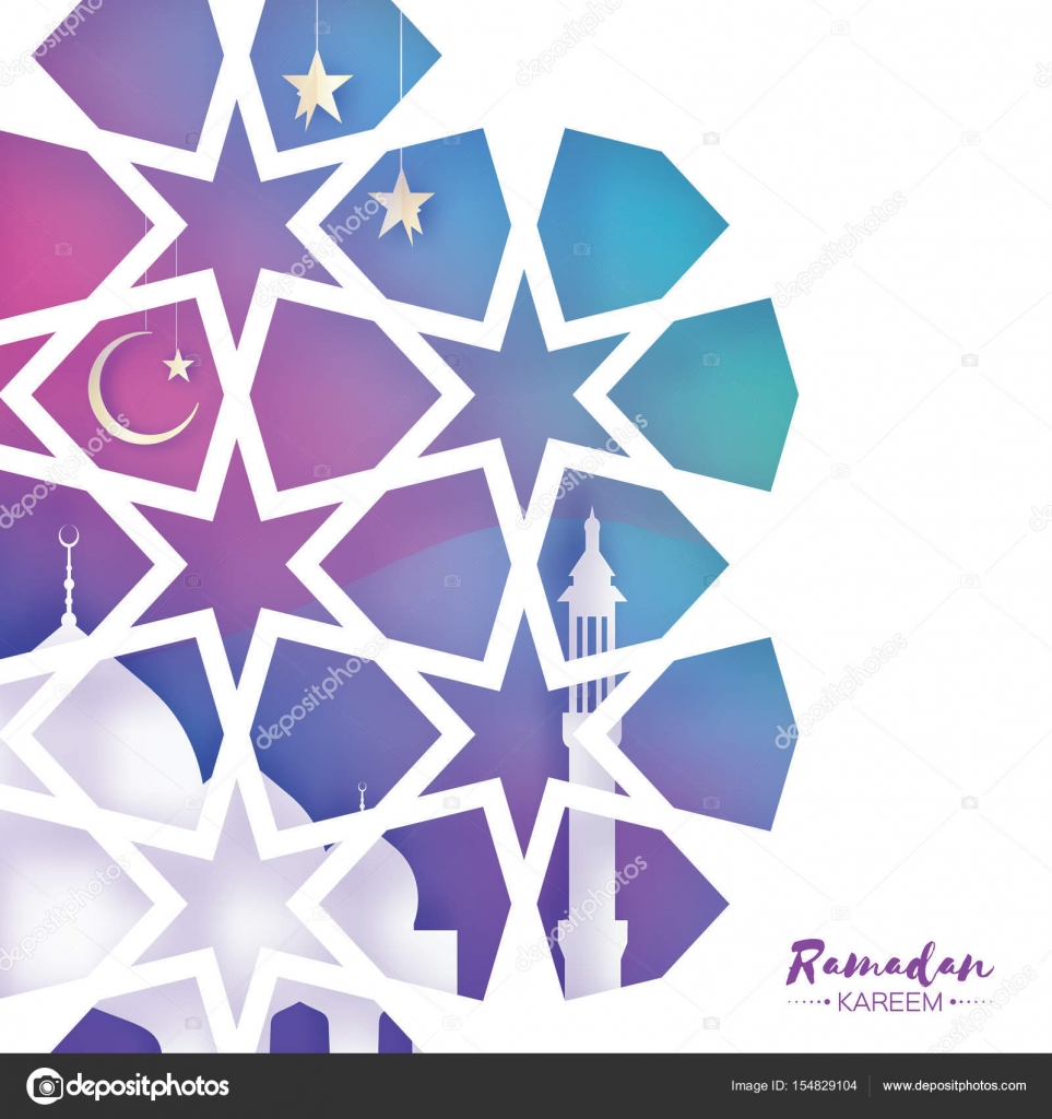 Ramadan kareem greeting card beautiful mosqueorigami arabesque ramadan kareem greeting card beautiful mosqueorigami arabesque window arabic ornamental pattern in paper cut style holy month of muslim crescent moon kristyandbryce Image collections