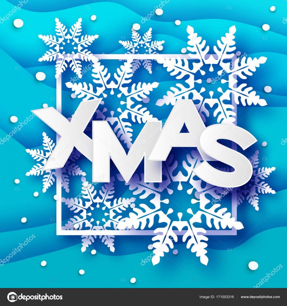 Xmas background blue greetings card for merry christmas xmas background blue greetings card for merry christmas invitations happy new year paper stopboris Choice Image