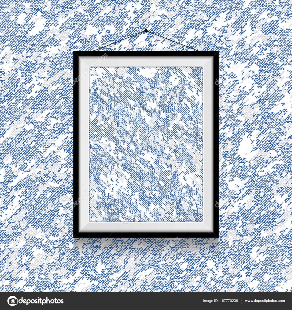 Foto de textil camuflaje azul sobre el muro de textil camuflaje ...