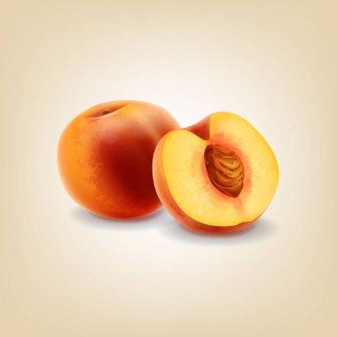 peach color icon