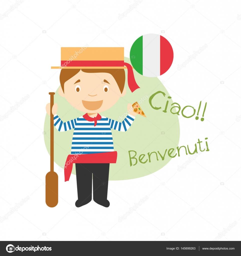 italiano animado