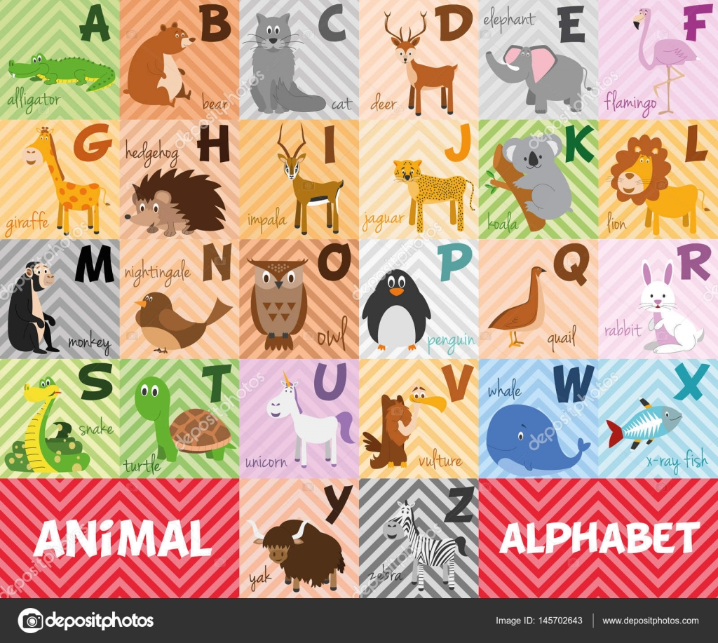 how to read english alphabet