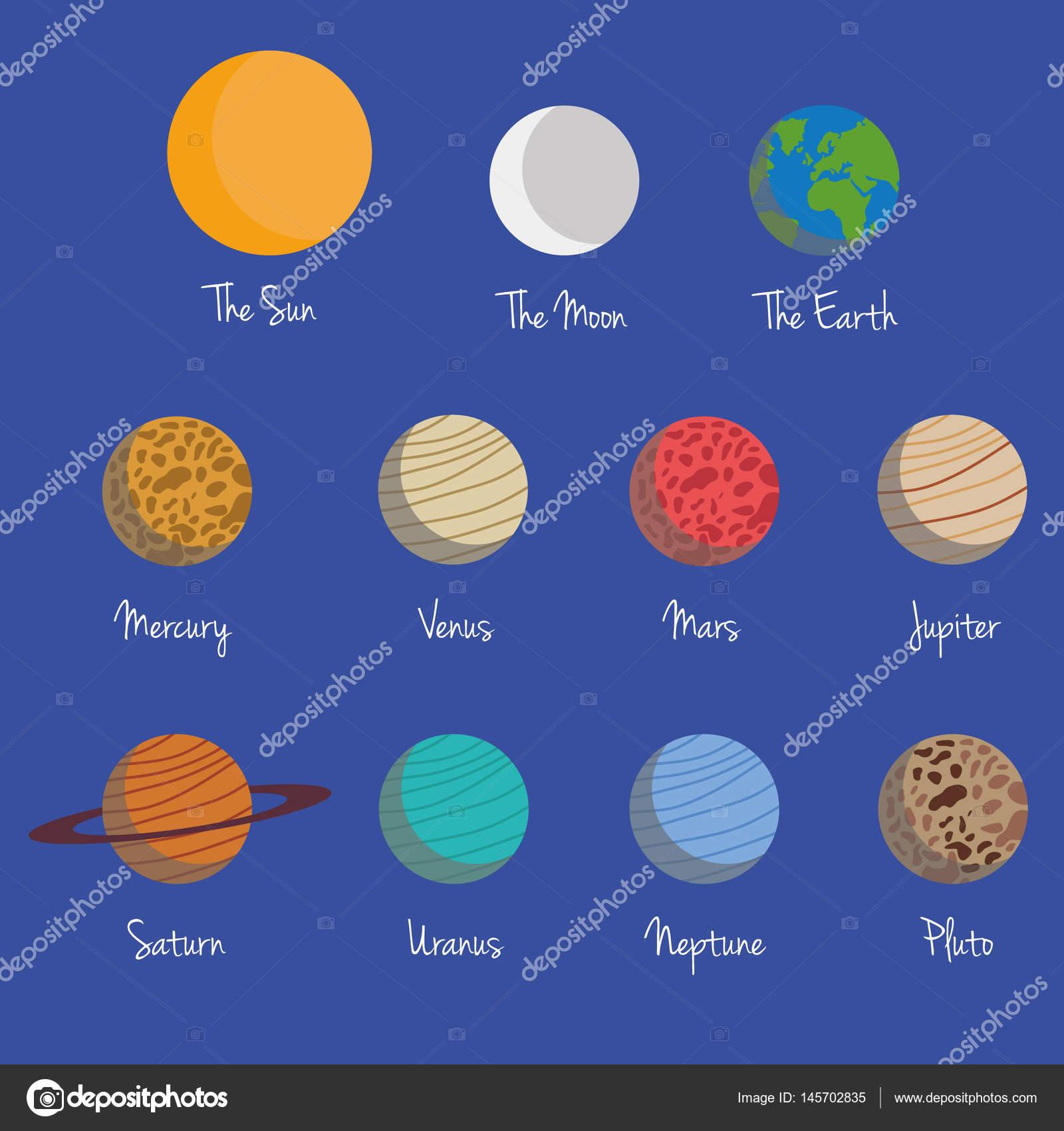 the solar system moon rocks - photo #39