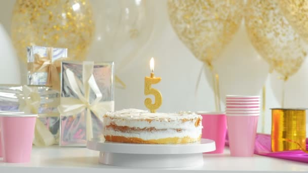 Házi születésnapi torta