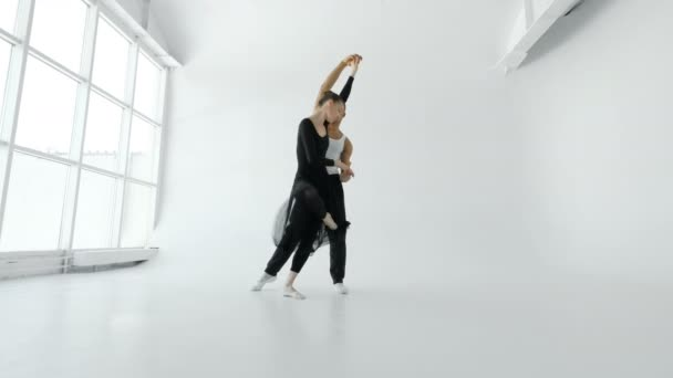 Balletttänzerpaar