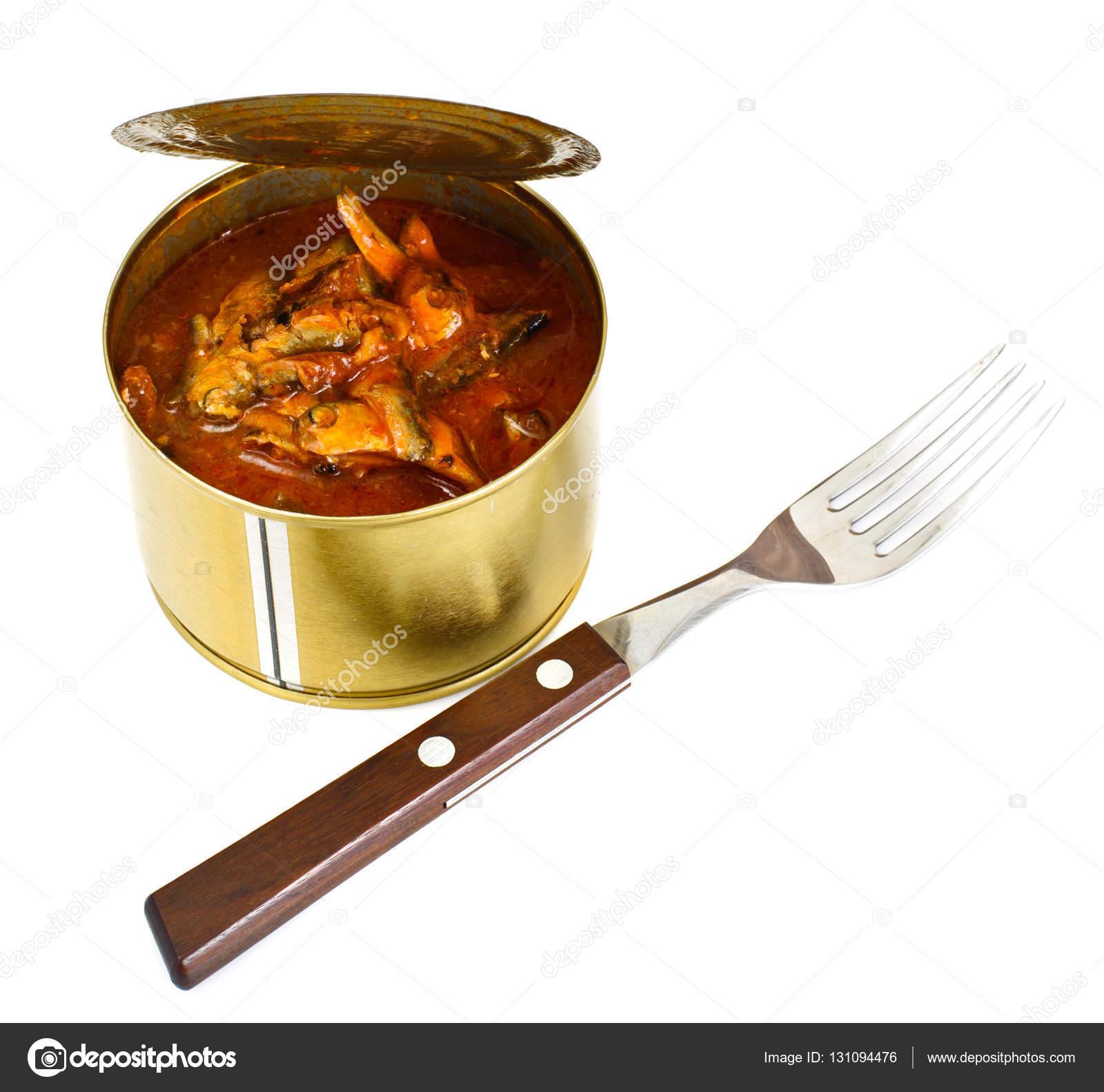 Fish sprat soup in tomato sauce: a recipe 81