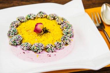Diet Dessert: Fruit Jelly and Gelatin