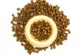 Suchá granulovaná krmiva