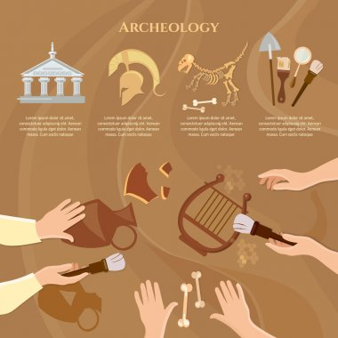 Archaeological excavation ancient history