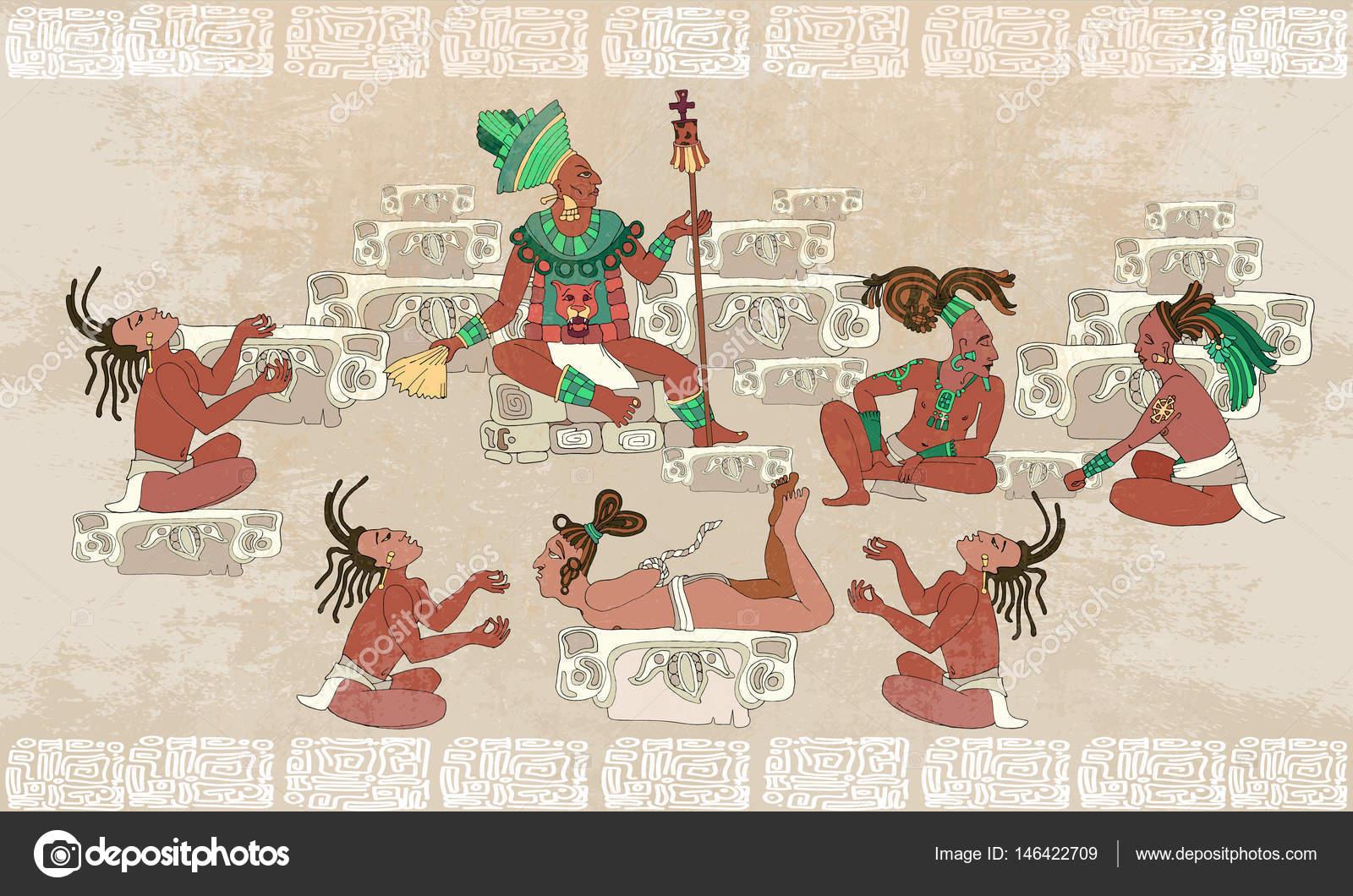 Imagenes Mayas Y Aztecas Antiguos Mayas Aztecas Incas Frescos