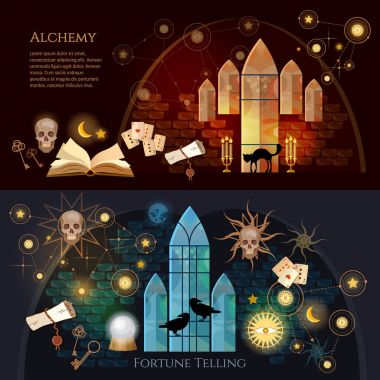 Medieval alchemy, mysticism, occultism, esotericism