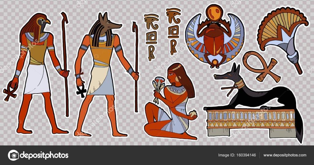 Fashion Patch Ancient Egypt Pharaoh Gods Of Egypt Anubis