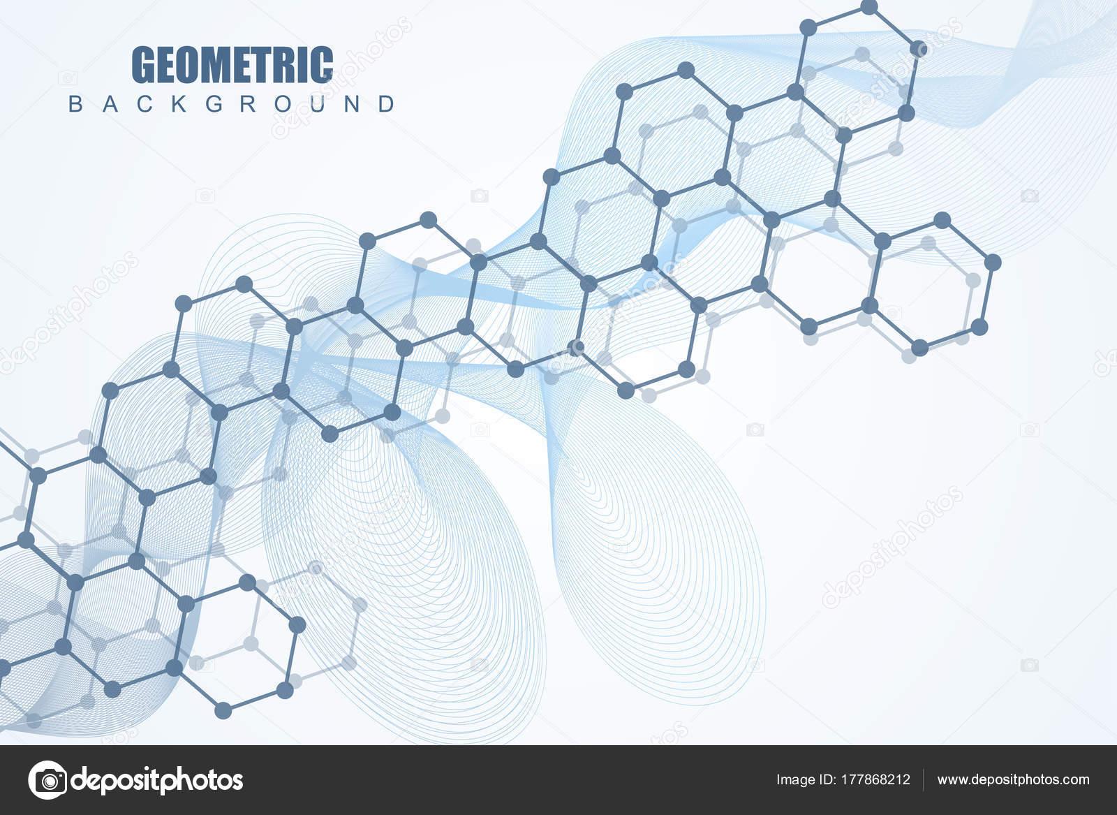 Imágenes Quimica Organica Para Colorear Molécula De