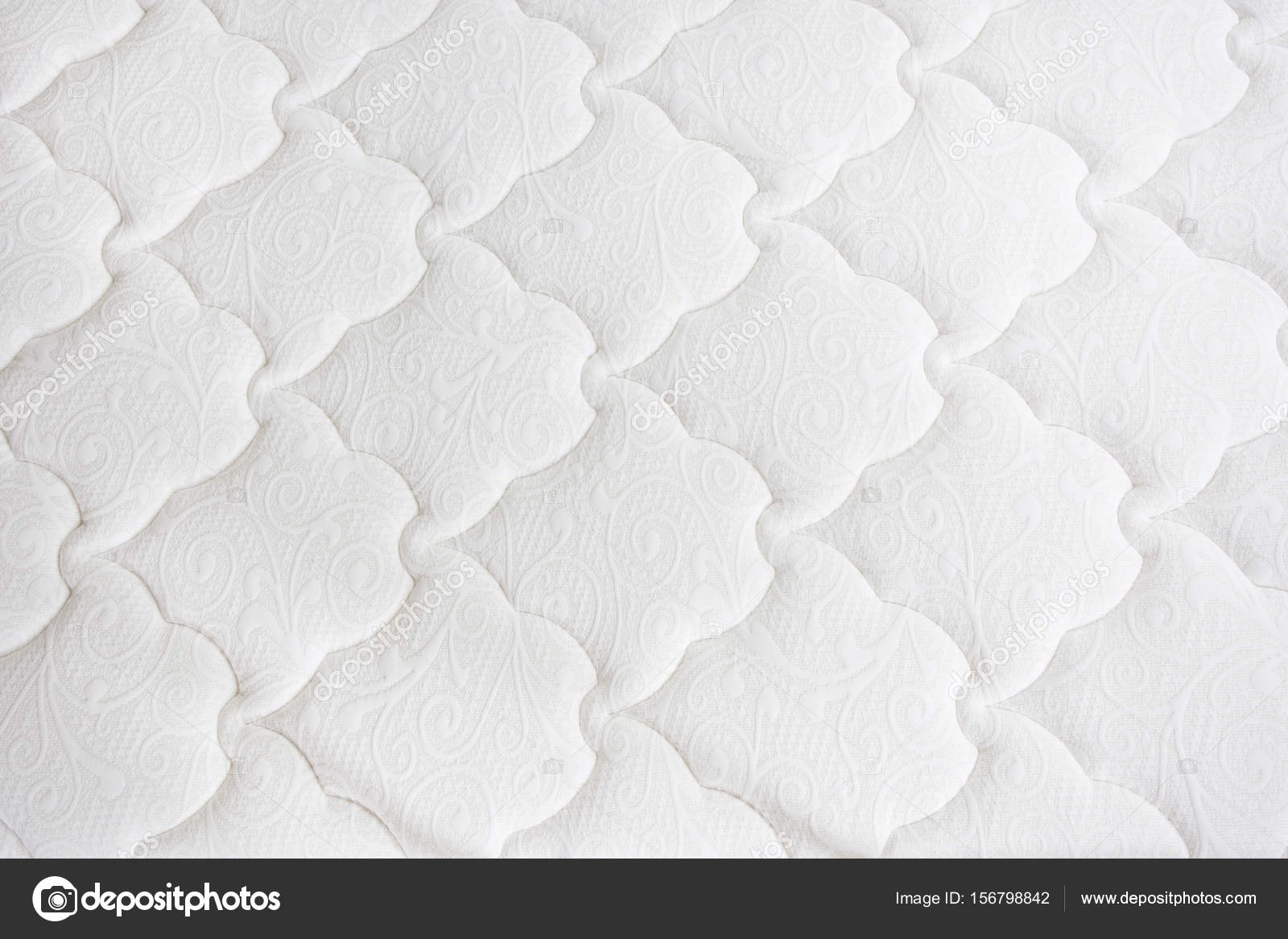 Fondo blanco de tela. Textura, patrón abstracto. Vista superior ...