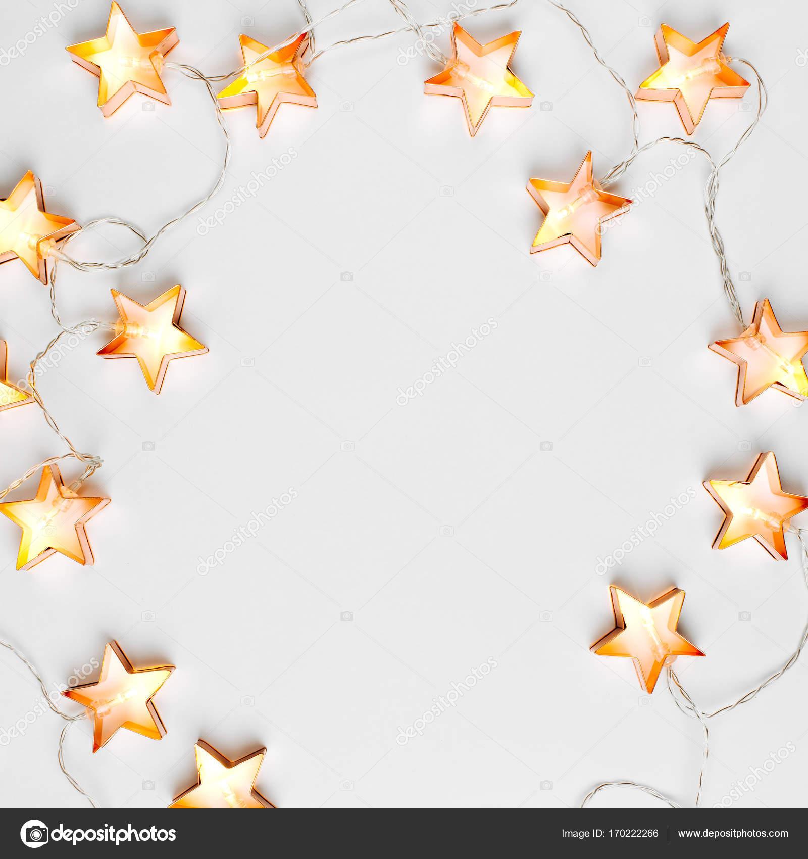 Ster verlichting decoratie — Stockfoto © Igishevamaria #170222266