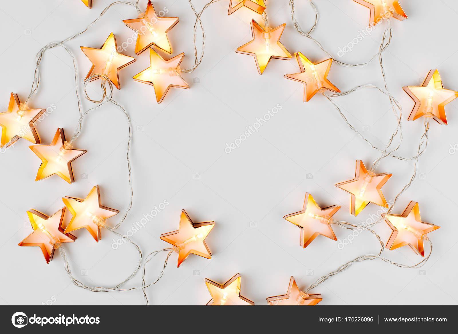 Ster verlichting decoratie — Stockfoto © Igishevamaria #170226096