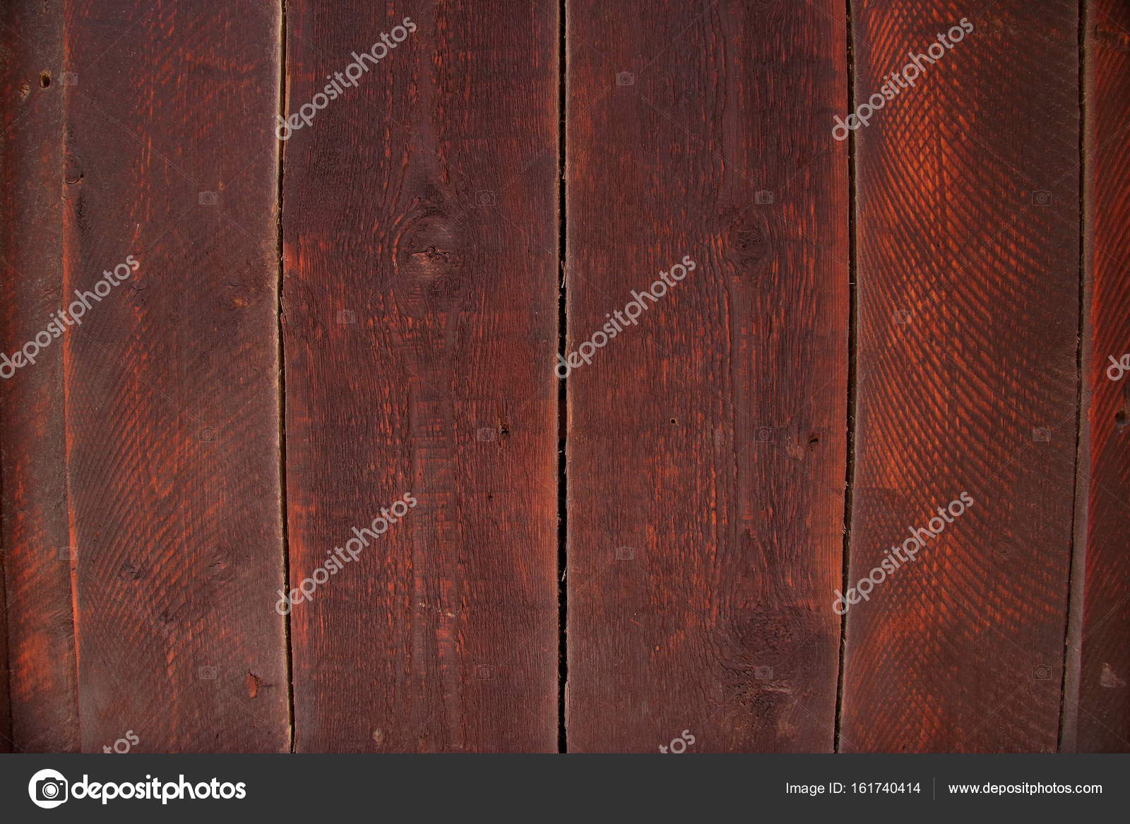 Wood Panel Background Texture Of Wooden Boards Stock Photo