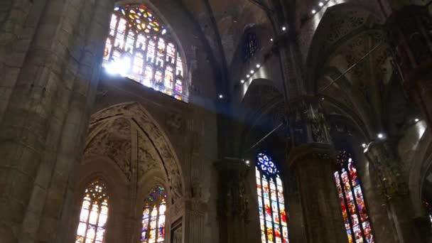 Interiér katedrály duomo