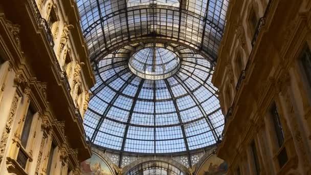 panorama di tetto Galleria dello shopping