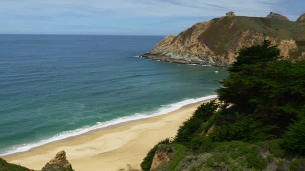 California Coastline along Big Sur