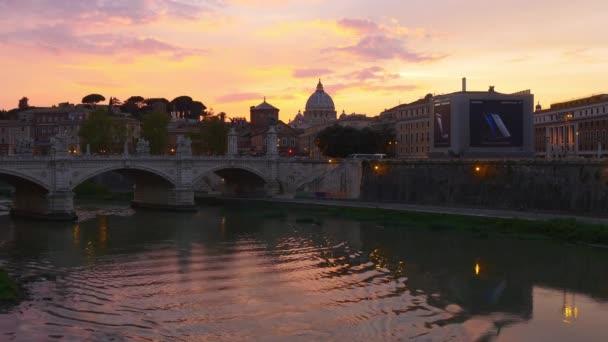 Ponte Sant Angelo Bridge