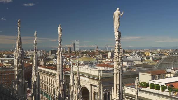 tetto della Piazza del Duomo