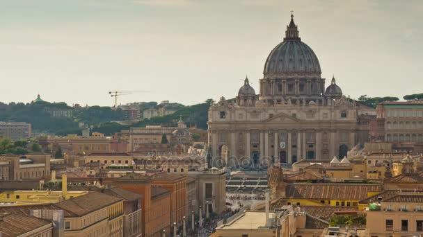 Beautiful Rome skyline