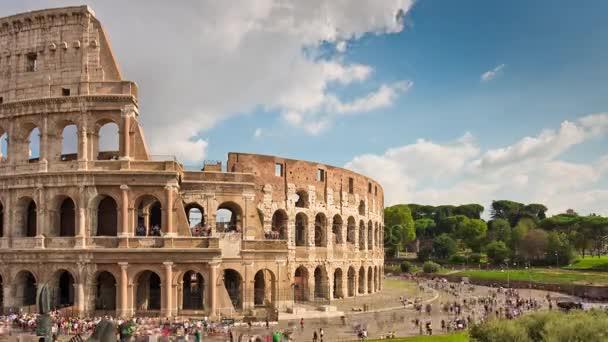 Zeitraffer Kolosseum oder Kolosseum