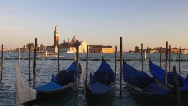 Gondoly v San Marco