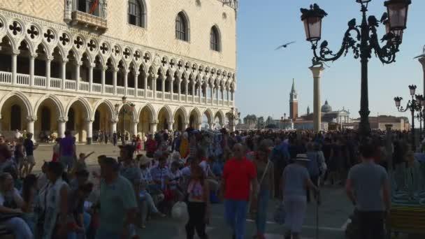 Piazza san marko v Benátkách