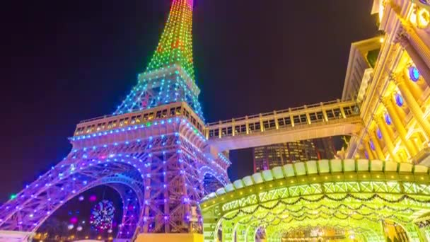 Paříž styl slavný hotel tower