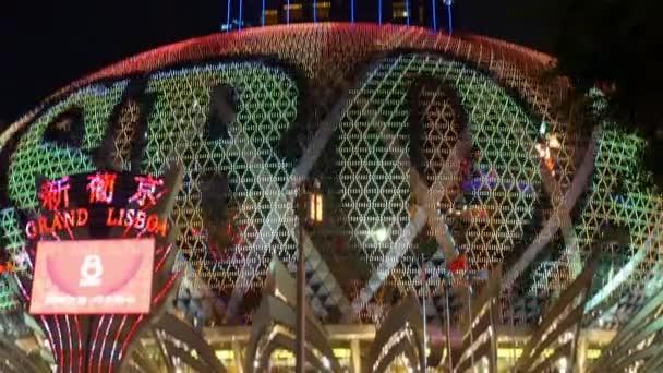 Macau slavný hotel casino vchod