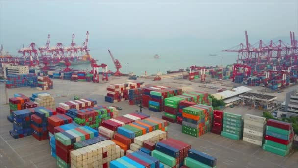 berühmter Hafen der Stadt Shenzhen