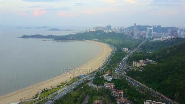 Zhuhai panoráma provoz panorama