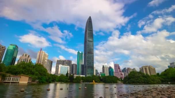 Jingji 100 Gebäude, Shenzhen, China