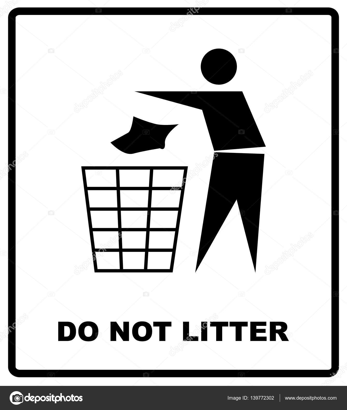 application to mark littered areas and locate trashcans These trash can floor signs are great for any 5s program or lean workplace- 5stodaycom 1-866-402-4776.