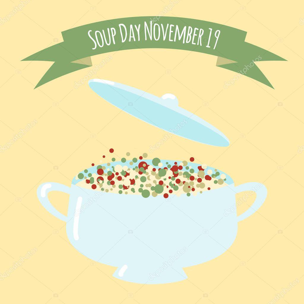 soep van de dag