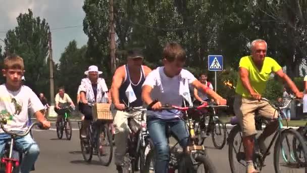 Tömeges bike ride tagok.