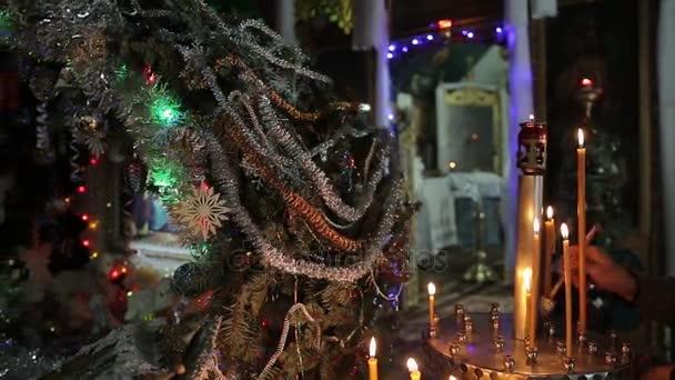 Vánoce v chrámu