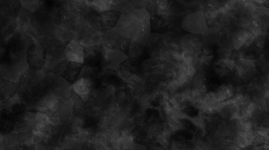 Black abstract background, texture. 3d illustration, 3d rendering.