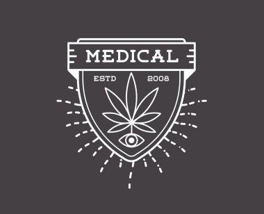 Medical Cannabis Marijuana Sign